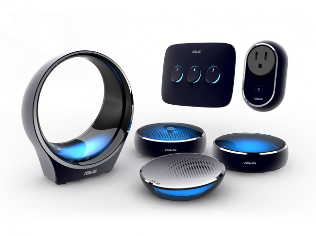 Smart Home System: A High Tech Solution By Asus — Silver Economy