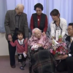 The oldest granny in the world