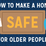 Infographics: How to make a home safe for old people