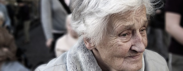 Elderly HIV people face social care 'discrimination', charity says
