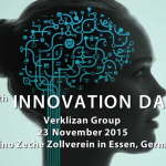 November 7 2016 : Verklizan Innovation Day in Essen, Germany