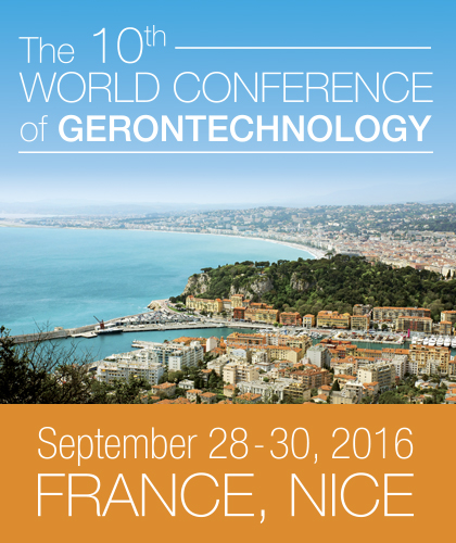 The 10th conference of gerontechnology width=