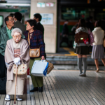 21st century Tokyo : Discover the lives of elders through the lens