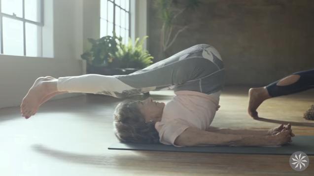 Yoga - Sports - Tao Porchon Lynch
