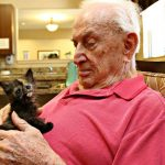 When an animal shelter needed extra hands, they turned to a senior care facility for help in Arizona