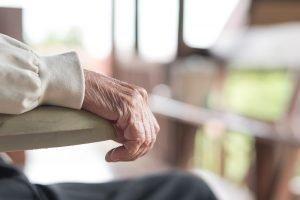 Elderly people Parkinson disease
