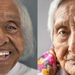 These pictures celebrate the beauty of ageing !