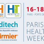 The Paris Healthcare Week will take place from the 16th to the 18th of May 2017 in Paris