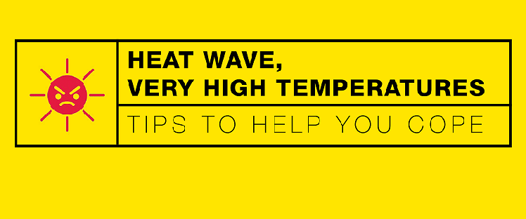 Heat wave, very high temperatures: 7 tips to help you cope