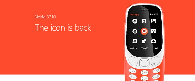Back to the Future: is the new Nokia 3310 the perfect choice for seniors?