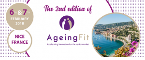 AgeingFit will take place on February 6-7, 2017 in Nice